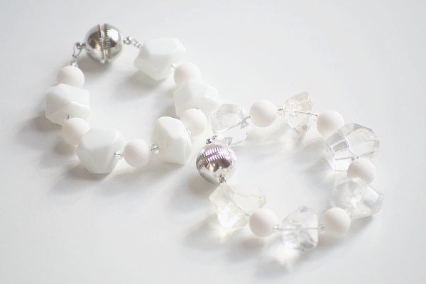 Achatkristalle  (Schmuck: aktuelle Kollektion)